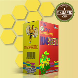 Imunoenergetik-organic-honey-product