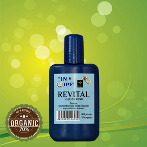 Revital hair oil